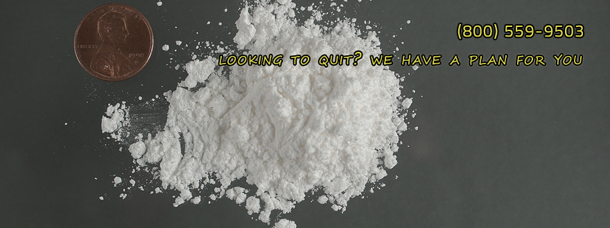 Quit Using Cocaine